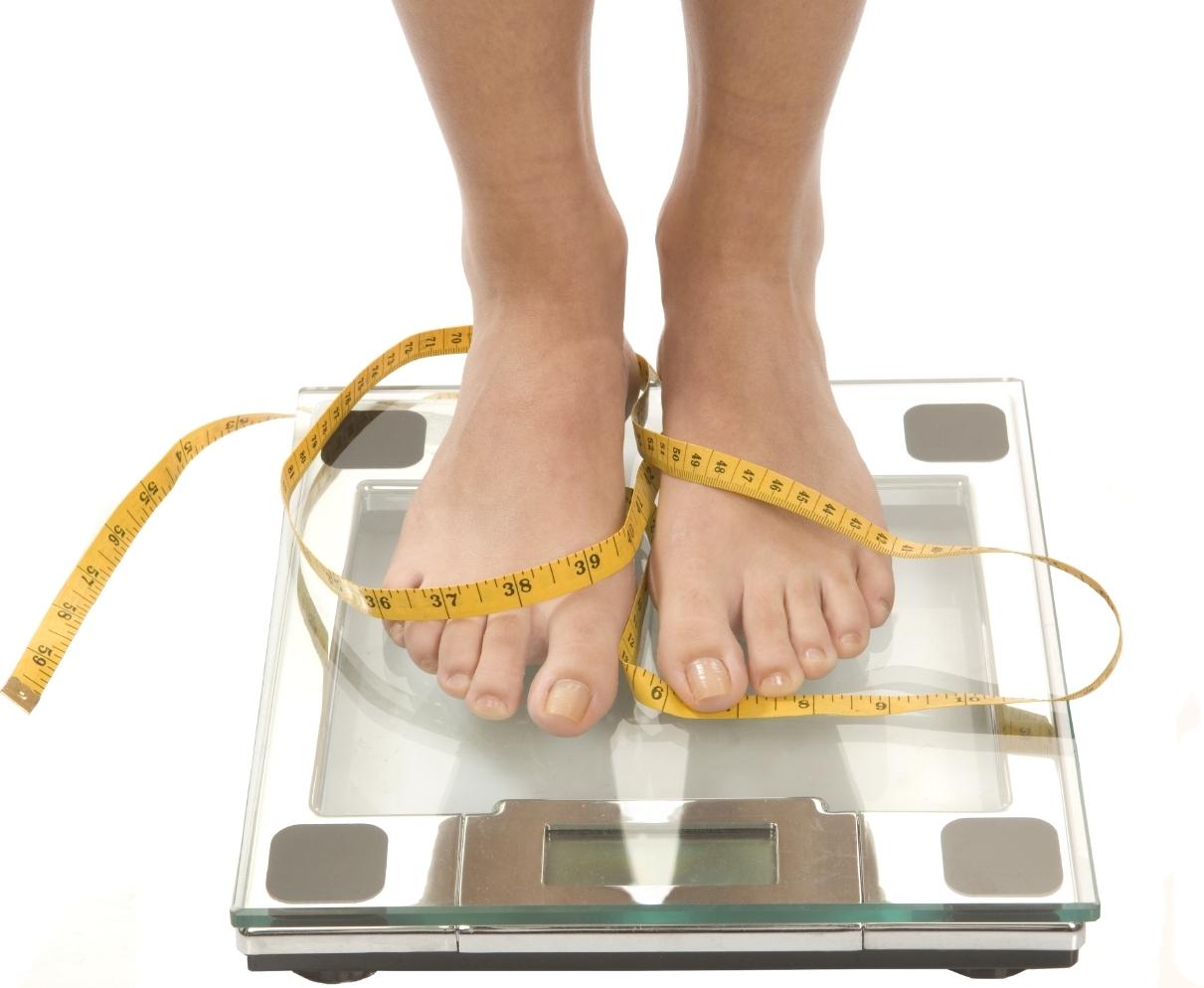 25 trucos para perder peso rápido