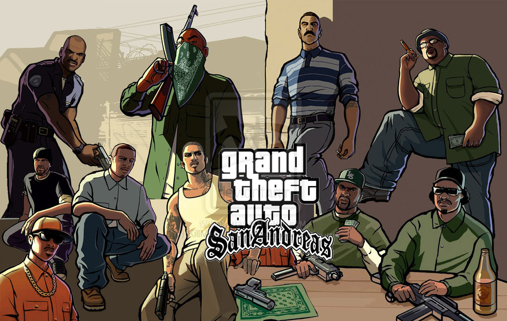 Trucos GTA San Andreas
