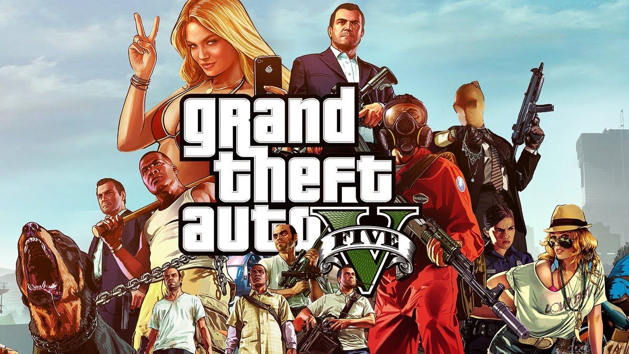 Trucos GTA5 para PS4